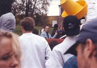 College Students at Mankato State University, 1994.