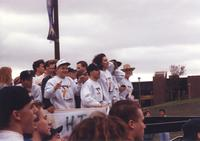 Sigma Nu and Alpha Sigma Alpha at Mankato State University, 1994.