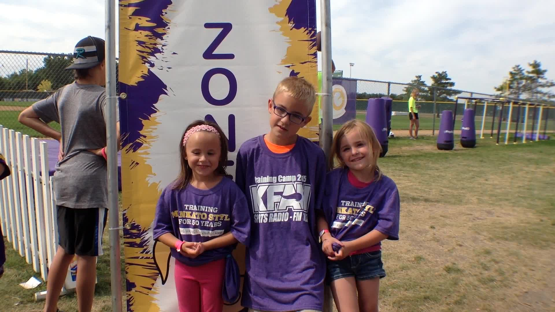 minnesota vikings children