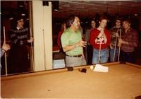 Billiards Physical Education Class at Mankato State College