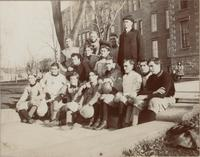 1898 Mankato State Normal School football team.