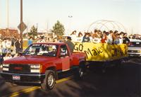 Sororities and Fraternities at Mankato State University, 1989-10-20.