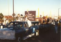 Homecoming Parade at Mankato State University, 1989-10-20.