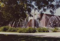The Fountain at Mankato State University, 1987.