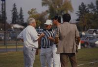 Homecoming Football game at Mankato State University, 1988-10-15.