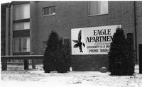 Eagle Apartments in Mankato, MN. Mankato State College
