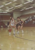 Women's Basketball at Mankato State University 1989.