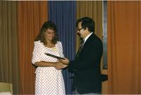 Mankato State University College of Social and Behavioral Sciences Community Service Awards, 1985