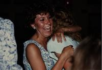 School of Nursing Pinning Ceremony at the Holiday Inn, Mankato, 1990-92. Pictured L-R: unknown, Lindy Olsen