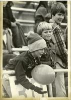 Children at a Festival; Mankato State College, Wilson Campus School