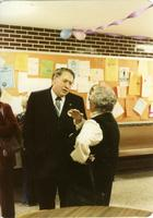 Mankato State University Homecoming in 1984.  25th Anniversary Wilson Campus School Parent's Association celebration.