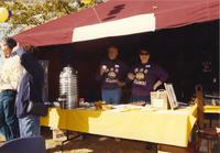 Alumni at Mankato State University, 1989-10-21.