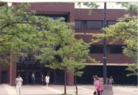 Wigley Administration Building at Mankato State University, 1991-05.