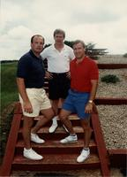 MSU Golf Classic group, Mankato State University, July 7th, 1989.