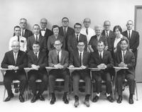 Biology Department, Mankato State College, 1967-07-20.