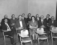 Business Administration Department, at Mankato State college, 1967-07-20.