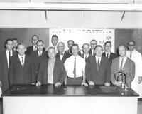 Chemistry Department at Mankato State College , 1967-07-20.