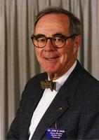 Dr. John B. Davis; Acting President from February 1992 to August 1992 at Mankato State University.