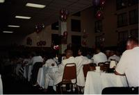 School of Nursing Pinning Ceremony at the Holiday Inn, Mankato, 1990-92.