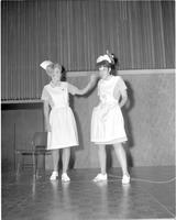 Nursing Graduation Ceremony in the Centennial Student Union Ballroom at Mankato State College, 1968-05-09.