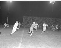 Wednesday Night Football at Mankato State College on October 24, 1962.