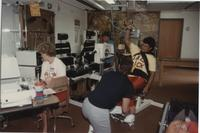 Strength and Endurance Testing for the Cerebral Palsy Games, Mankato State University, July 15th, 1989.