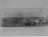 An overview of Blue Earth Dam, Rapidan, Mankato State College, 1965-07-16.