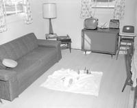 Living Room Mankato State College October 9, 1961.