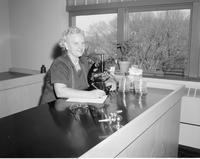 Biology portrait Mankato State College October 28, 1958.