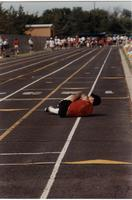 National Cerebral Palsy Games, Mankato State University, July 15th, 1989.