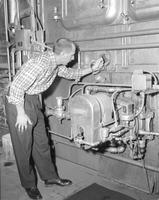 Isdahl, Robert-Chief Engineer at Mankato State College, 1960-01-28