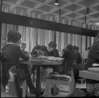 Communal Studying Mankato State College 1970s