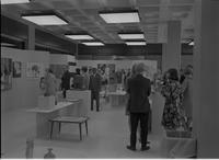 Art Gallery Showing Mankato State College 1970-1975
