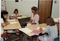 Math Workshop, Mankato State University, June 27th, 1989