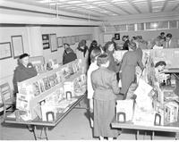 Book Fair at Mankato  State College on November 18,1958