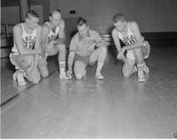 William Morris Coach of Basketball and Instructor in Physical Education. Mankato State College December 1, 1958