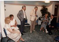 Retirement Dinner for Vic Calway, Mankato State University, June 29th, 1989
