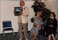 Retirement Dinner for Vic Calway (L), Mankato State University, June 29th, 1989