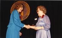 Mankato State University Retirement Banquet in Centennial Student Union Ballroom, 06-01-1989.