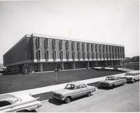 Armstrong Hall, Mankato State College, 1968