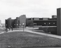 Trafton Science Center, Mankato State University, 1980s.