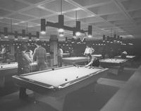 Centennial Student Union Pool Hall, Mankato State University