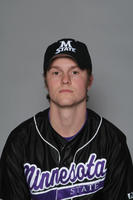 Minnesota State University, Mankato Baseball|2006 headshots|Wollmann, Bob University Athletics. Collection, 1925-Ongoing. MSU Archives Collection 26. Wollmann, Bob.JPG