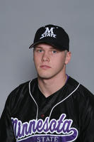 Minnesota State University, Mankato Baseball|2006 headshots|Votl, Brandon University Athletics. Collection, 1925-Ongoing. MSU Archives Collection 26. Votl, Brandon.JPG