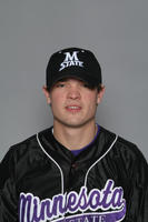 Minnesota State University, Mankato Baseball|2006 headshots|Fellman, Nick University Athletics. Collection, 1925-Ongoing. MSU Archives Collection 26. Fellman, Nick.JPG