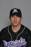 Minnesota State University, Mankato Baseball|2006 headshots|Gonzalez, Nick University Athletics. Collection, 1925-Ongoing. MSU Archives Collection 26. Gonzalez, Nick.JPG