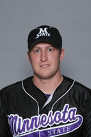 Minnesota State University, Mankato Baseball|2006 headshots|Chan, Aaron University Athletics. Collection, 1925-Ongoing. MSU Archives Collection 26. Chan, Aaron.JPG