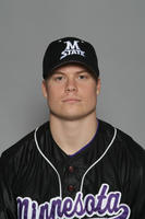 Minnesota State University, Mankato Baseball|2006 headshots|Vlasak, Andrew University Athletics. Collection, 1925-Ongoing. MSU Archives Collection 26. Vlasak, Andrew.JPG
