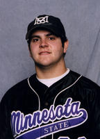 Minnesota State University, Mankato Baseball|Baseball Scans|2004 baseball headshots|dixon 2004 300 University Athletics. Collection, 1925-Ongoing. MSU Archives Collection 26. dixon 2004 300.jpg