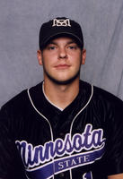 Minnesota State University, Mankato Baseball|Baseball Scans|2004 baseball headshots|dering 2004 300 University Athletics. Collection, 1925-Ongoing. MSU Archives Collection 26. dering 2004 300.jpg